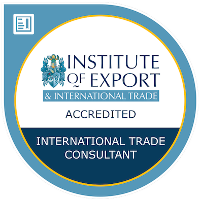 Vernon Rato is an Institute of Export accredited International Trade Consultant